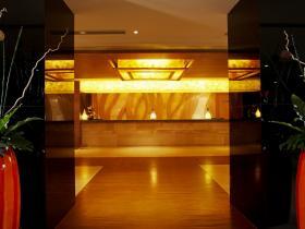 Centara Pattaya Hotel - Front & Lobby