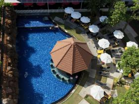 Centara Pattaya Hotel - Pool 1