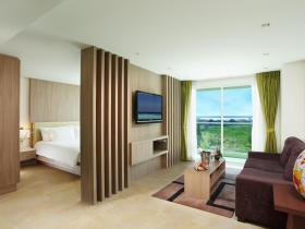 Centara Pattaya Hotel - Family Studio with Bunk bed