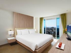Centara Pattaya Hotel - One Bedroom Suite 01 Tower B